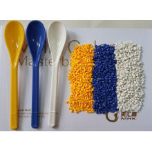 Pet White Masterbatch for Plastic Products Packaging